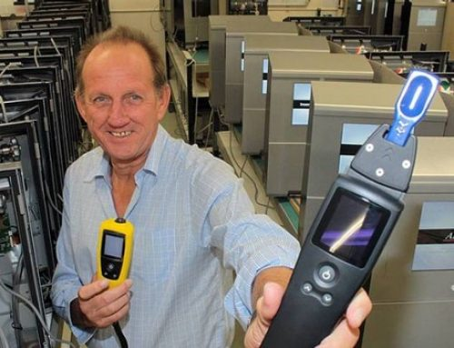 Cleveland company trials world first alcohol and drug testing device