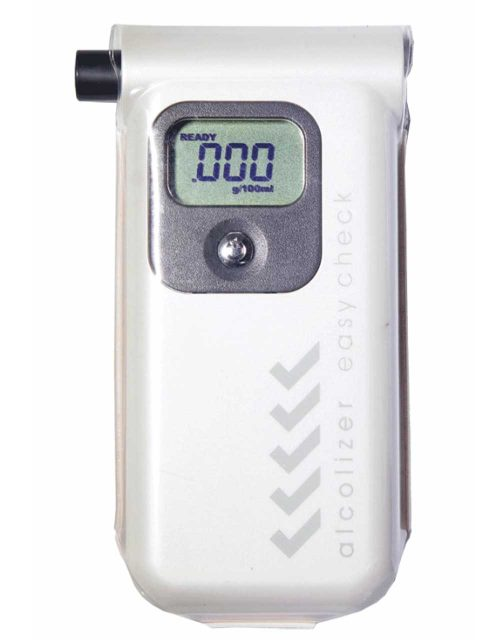 Breathalyser - personal use Alcolizer EC
